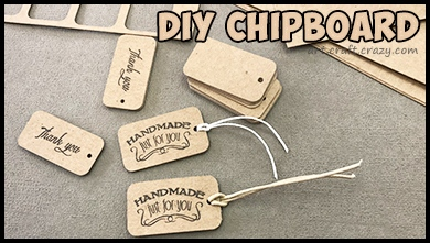 How to make chipboard
