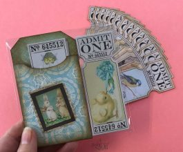 vintage-easter-tickets-pocket-junk-journal-ideas