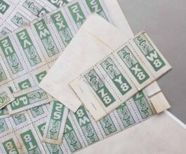 faux ration tickets