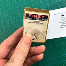 faux-mini-matchbox-journal