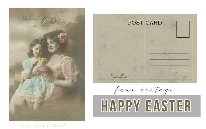 post-card-easter-mother-and-daughter