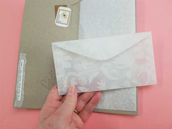 Vellum Envelopes 644